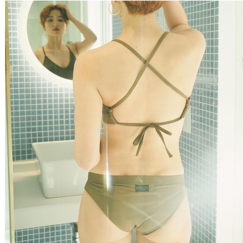 MAKA-HOU SURFNormal Bikini pants40W01-12S
